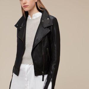 Aritzia exclusive mackage kenya leather jacket